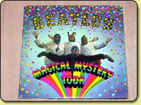 The Beatles - Magical Mystery Tour EP