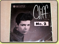 Cliff Richard and The Drifters - No. 2 EP