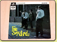 The Yardbirds - Five Yardbirds EP