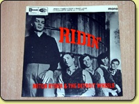 Mitch Ryder and The Detroit Wheels - Ridin EP