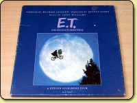 ET Soundtrack - Michael Jackson