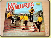Los Panderos - Self Titled