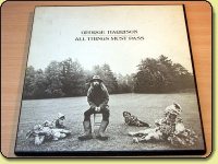 George Harrison - All Things Must Pass + Extras