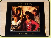 Queen - It's A Hard Life