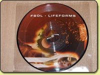 Future Sound Of London - Lifeforms - Picture Disc