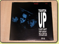 Wally Jump Jr. and The Criminal Element - Tighten Up/I Just Cant Stop Dancin'