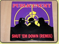 Public Enemy - Shut Em Down (Pete Rock Remix)