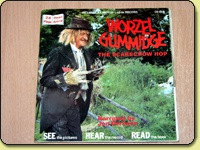 Worzel Gummidge : The Scarecrow Hop - Story Book 7inch