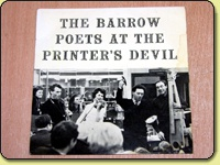The Barrow Poets - At the Printers Devil EP