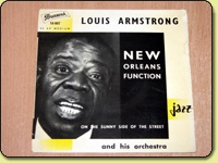 Louis Armstrong and His Orchestra - New Orleans Function
