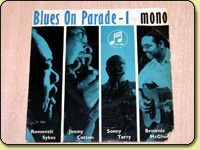 Various Artists - Blues On Parade 1 EP