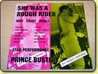 Prince Buster - Rough Rider