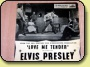 Elvis Presley - Love Me Tender EP